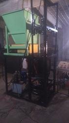 Многофункциональный станок по теплоблокам, плитке, блокам,  под мрамор